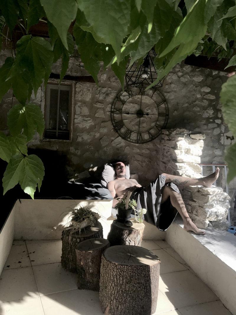 chill and relax en Drôme provençale lors séjour bien-être natureWacohe