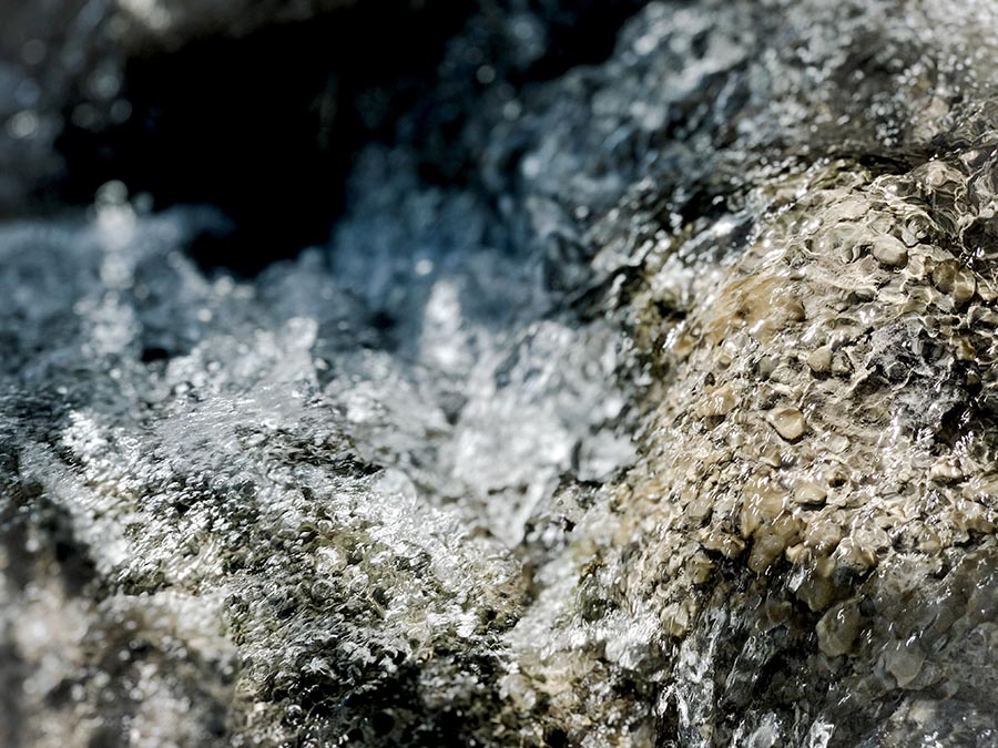l'eau vivante honorée dans un séjour reliance aux éléments et au vivant avec une femme médecine et une naturopathe par wacohe