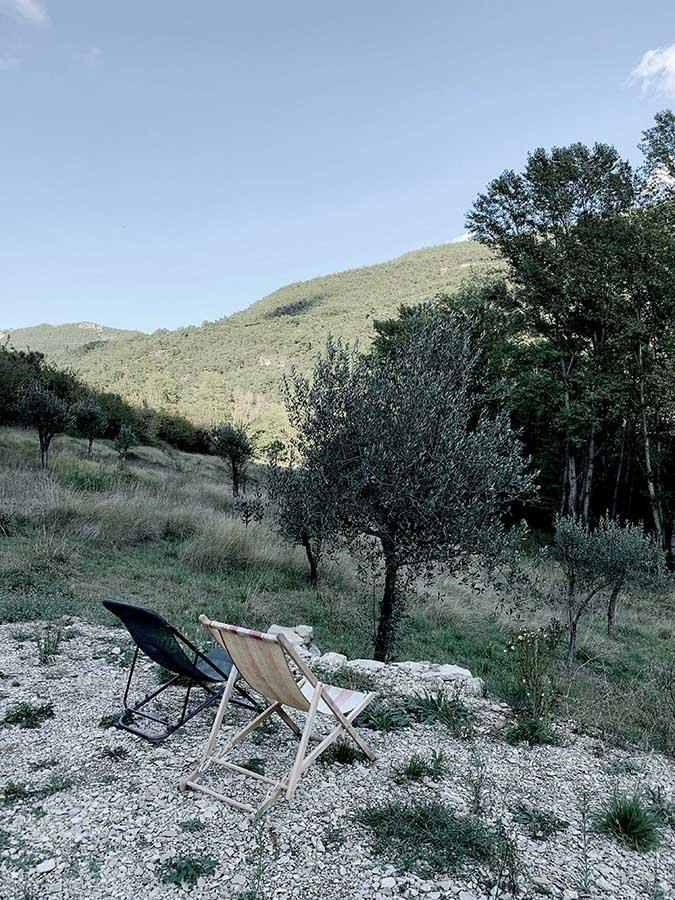 chill en drôme provençale