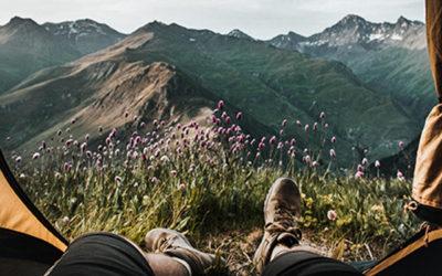 rando botanique en bivouac dans la vallee des merveilles